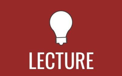 4 IDEAs for Lecturing