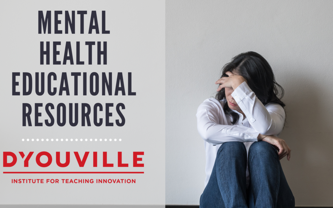 Mental Health Educational Resources