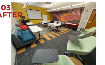 2021 BFAC 3rd Floor Classroom Renovations