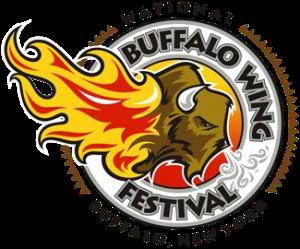 Buffalo Wings Festival logo