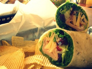 The harvest wrap