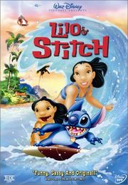 Lilo and Stitch movie cover