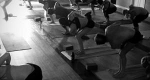 evolation yoga class