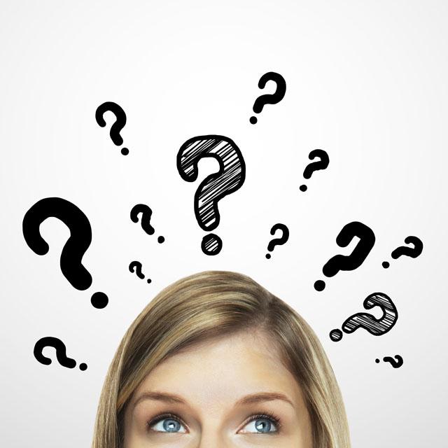 questions mark edit