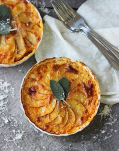 Pumpkin-and-Potato-Gratin-with-Guyere-and-Sage-4